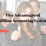 five advantages of Million Accounting Software