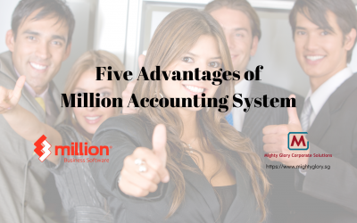 Five Advantages of Million Accounting System