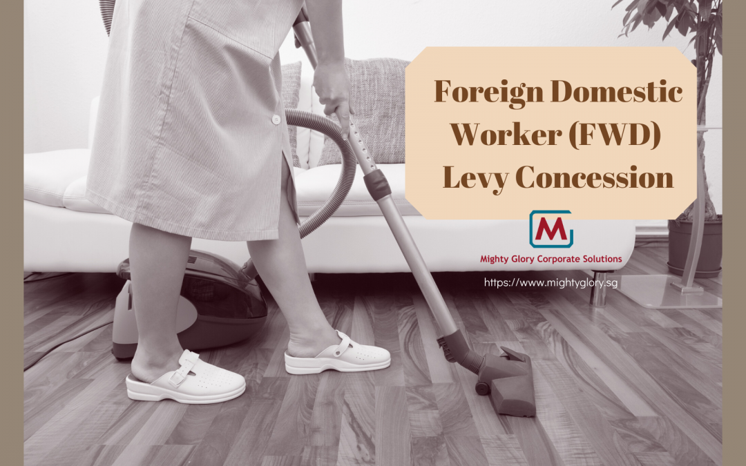 Foreign Domestic Worker (FDW) Levy Concession