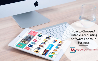 How To Choose A Suitable Accounting Software For Your Business?