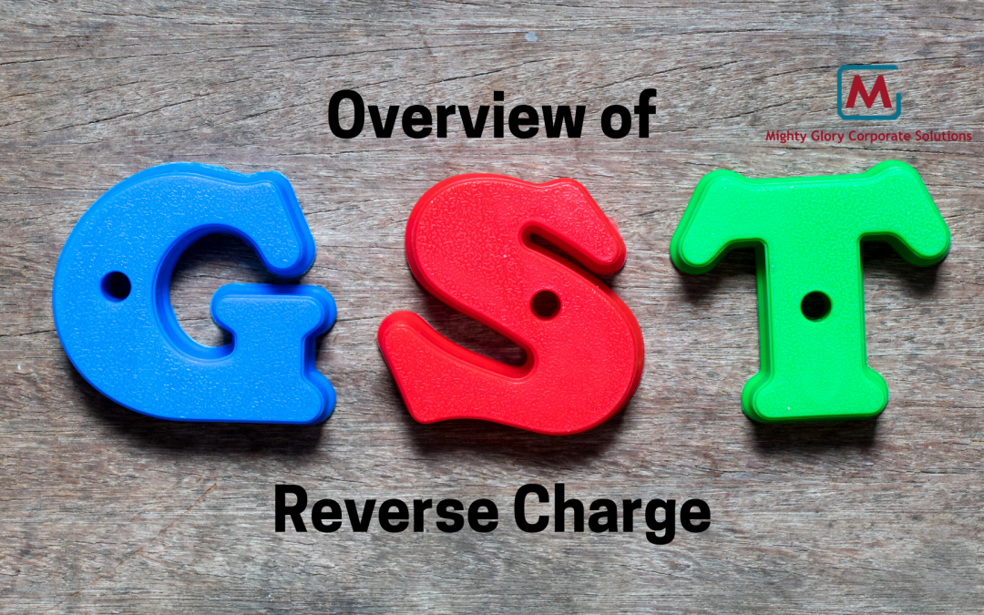 Overview of GST Reverse Charge