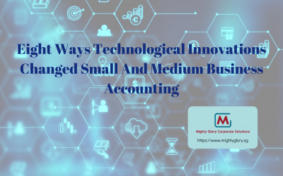 Eight Ways Technological Innovations Changed Small And Medium Business Accounting