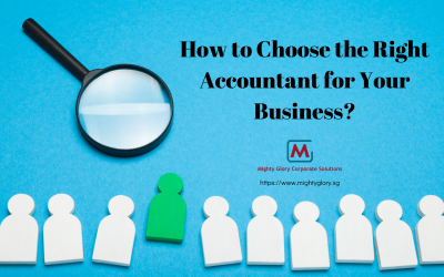 How To Choose The Right Accountant For Your Business?