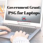 Singapore Government under PSG grant issues laptops for SMEs in Singapore