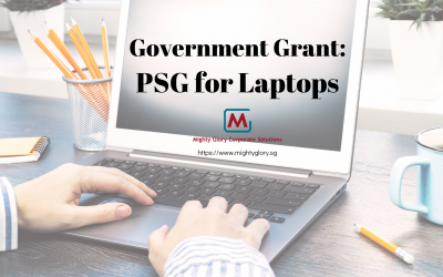 Government Grant: PSG for Laptops