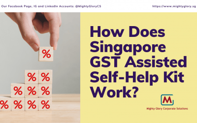 How Does Singapore GST Assisted Self-Help Kit Work?