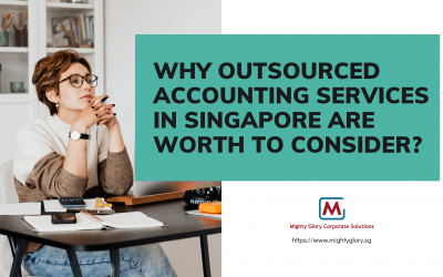 Why Outsourced Accounting Services in Singapore Are Worth to Consider?