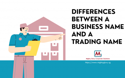 Differences Between A Business Name And A Trading Name